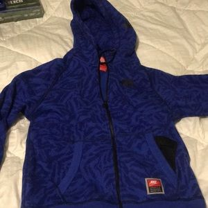 Men's Nike size small zip up hoodie